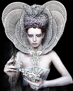 Kirsty Mitchell is a genius and an inspiration. This blog post is amazing! Please check it out.