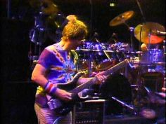 Grateful Dead - Maggie's Farm (Live at Farm Aid 1987)