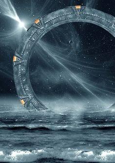 Stargate  Série TV. La porte des étoiles