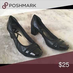 Anne Klein Black Heels Size 10 Only wore a couple times. My feet just aren't built for heels. Bundle and save! Anne Klein Shoes Heels
