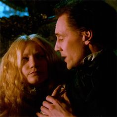 Edith Cushing and Sir Thomas Sharpe. Crimson Peak TV Spot https://www.youtube.com/watch?v=htPwM31np9o