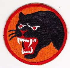Wwii Ww2 U.s. Army 66th Infantry Division Patch 2nd Design Mint Condition