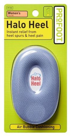 ProFoot Halo Heel, Women's Fits All, 1 pair (Pack of 4) by Profoot. $18.07