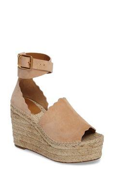 8a9c370af159a3 Women s Chloe Lauren Espadrille Wedge Sandal Espadrille Sandals