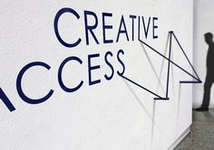 Creative Access branding, by The Cabinet