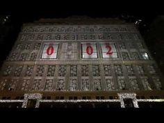 HOLIDAY 3D LIGHT SHOW 2012