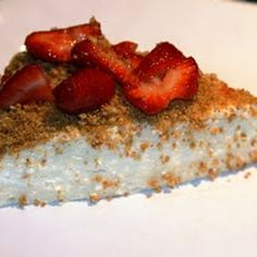 Famous Barr Cheesecake - St Louis @keyingredient #cheese #cheesecake
