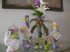 Easter/Spring Decorations