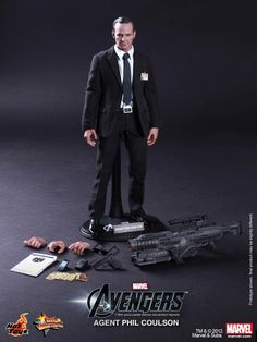 Hot Toys: Avengers: Agent Coulson