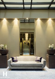 The Hotel Murmuri in Barcelona with Interior designed by Kelly Hoppen Interiors Interior Exterior, Interior Architecture, Kelly Hoppen Interiors, Quality Hotel, Hotel Interiors, Living Room Interior, Luxury Furniture, Decoration, Interior Decorating
