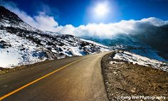 Road to Tibet by Feng Wei Photography, via Flickr