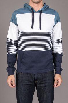 Micros Fault Line: Men's Hoody Pullover