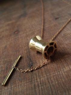 Bobbin II Necklace
