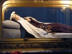 St. Therese ~ The Little Flower incorrupt.