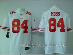 http://www.nikejordanclub.com/nike-san-francisco-49ers-84-randy-moss-white-game-jerseys-hciyx.html NIKE SAN FRANCISCO 49ERS #84 RANDY MOSS WHITE GAME JERSEYS HCIYX Only $23.00 , Free Shipping!