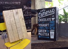 White - Blue chalk typo drawing by Hieu Trieu, via Behance Typo Design, Typography Design, Design Design, Hipster Fashion, Hipster Style, Chalkboard Designs, Chocolate, Behance, Drawings