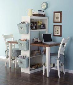 29 Kinder Schreibtisch Designs für moderne Kinderzimmer Einrichtung