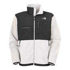 cc4b4e52d027 The The North Face Denali White Jacket is best hues.