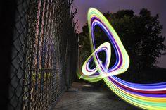 Jasper Geenhuizen Creates Graffiti Using Light « Beautiful/Decay Artist & Design