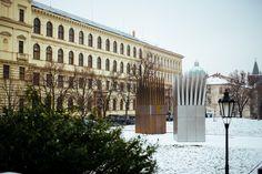 Gallery of John Hejduk's Jan Palach Memorial Opens in Prague - 7
