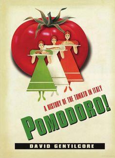 In A History of the #Tomato in Italy viene ricordato anche il pomodoro Re Umberto come un antico e pregiato ortaggio