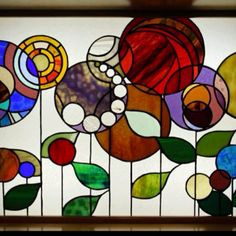 Wildflowers 2012 by ZN Stained Glass