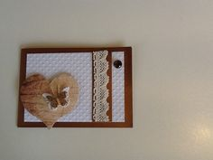 Card, butterfly