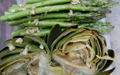 Pasta con sugo cremoso di carciofi e asparagi - Volete un gustoso sugo di…