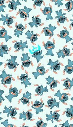 Ideas Disney Wallpaper Phone Backgrounds Lilo Stitch For 2019 Cute Tumblr Wallpaper, Disney Phone Wallpaper, Cartoon Wallpaper Iphone, Iphone Background Wallpaper, Pretty Wallpapers, Cool Wallpaper, Pattern Wallpaper, Iphone Wallpapers, Vintage Wallpapers