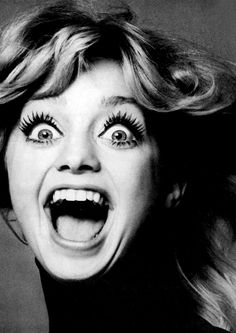 Goldie Hawn by Richard Avedon, 1975 - Vintage - Photography - Portrait - Candid Richard Avedon, Goldie Hawn, Photo Vintage, Vintage Photos, Cinema, Too Faced, Celebrity Gallery, Jessica Biel, Actors