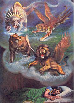Daniel -  4 Beasts