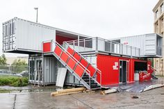 Pall Mall Hostel | CONTAINER-MANUFAKTUR BERLIN