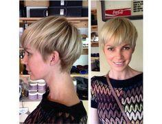 Frisuren-für-kurze-haare-Ideen - Frisur Tutorials