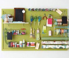 25 Craft Room Organization Tips | Babble