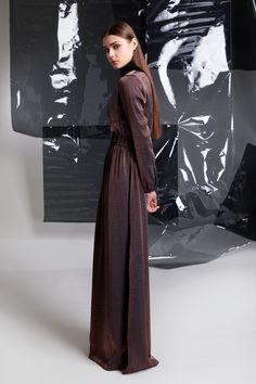 Photographer: Paavo Lehtonen MUAH: Piia Hiltunen Stylist: Shadi Razavi Model: Christina Shevelkova Red Moon, Light And Shadow, Ruffles, That Look, Feminine, Coat, Collection, Dresses, Style