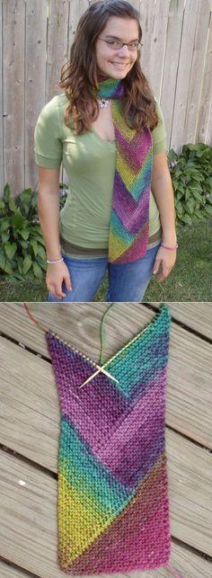 ИНТЕРЕСНЫЙ ШАРФ В ТЕХНИКЕ НЕОБЫЧНОГО ЧАСТИЧНОГО ВЯЗАНИЯ. PIONEER BRAID SCARF / Вязание Knitting Stitches, Hand Knitting, Knitting Patterns, Braided Scarf, Knitted Shawls, Crochet Clothes, Crochet Projects, Free Pattern, Knit Crochet