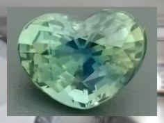 CERTIFIED Fancy Heart cut Sapphire Beauty Valentines day , heart gemstone