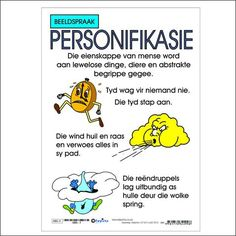 Personifikasie – Depicta Quotes Dream, Life Quotes Love, Robert Kiyosaki, Afrikaans Language, Grammar And Punctuation, Figure Of Speech, Math Groups, Teachers Aide, 1st Grade Worksheets