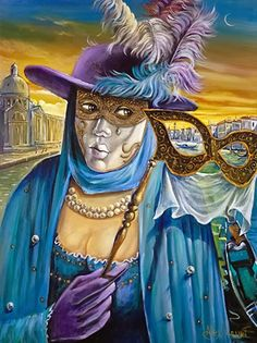 Alex Levin ~ Venetian Fantasy ~