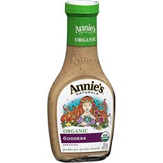 Annies Homegrown Organic Goddess Dressing 8 Ounce ** To view further for this item, visit the image link.
