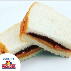 A Wonder-ful picture of a Wonder-ful sandwich from @perrinkaplan!