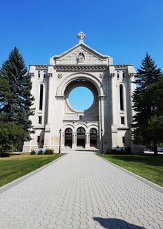 St. Boniface - the cathedral