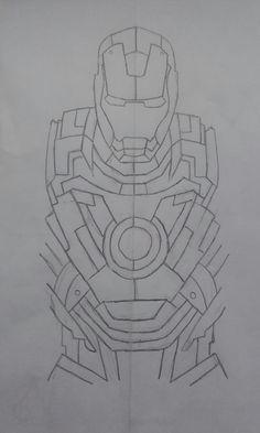 IronMan draw
