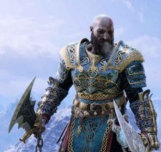 A showcase with pictures of all God of War Armor Sets and Outfits. View every armor in the GOW with image gallery and stats. Narnia 2, Vikings, World Serpent, Mortal Kombat Xl, Character Art, Character Design, Kratos God Of War, Grey Warden, See World