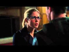 Arrow 2x23 - Unthinkable (Oliver says 'I love you' to Felicity!!)