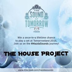 """Check out """"The House Project - The Hum ( DJ Set)"""" by TheHouseProject on Mixcloud"""