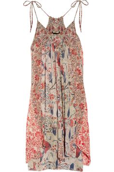 oh, isabel marant. so good at making what is essentially thrift store clothing look glamorous and totally necessary.