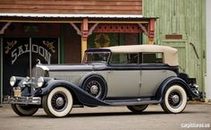 1933 Pierce-Arrow Twelve Convertible Sedan ✏✏✏✏✏✏✏✏✏✏✏✏✏✏✏✏ AUTRES VEHICULES - OTHER VEHICLES   ☞ https://fr.pinterest.com/barbierjeanf/pin-index-voitures-v%C3%A9hicules/ ══════════════════════  BIJOUX  ☞ https://www.facebook.com/media/set/?set=a.1351591571533839&type=1&l=bb0129771f ✏✏✏✏✏✏✏✏✏✏✏✏✏✏✏✏