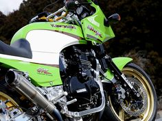 Kawasaki GPZ 900 R Sport Package Type S by Red Eagle Sanctuary