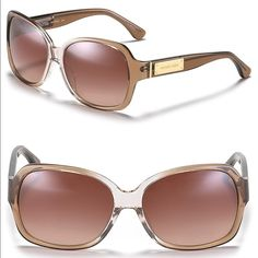 Michal kors authentic sunglasses Michael kors AUTHENTIC sunglasses. Style: Bella (M2696s). Goes from clear brown to clear in the middle. White box Not included, but does come with brown Michael kors case shown in photo. Glasses sizing listed as: 58-15-125 Michael Kors Accessories Glasses